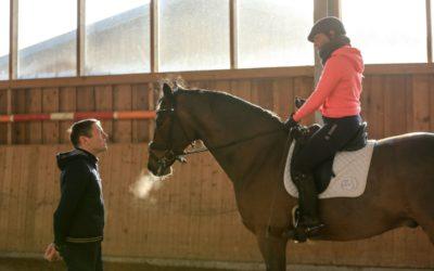 Training mit Stefanie Wittmann